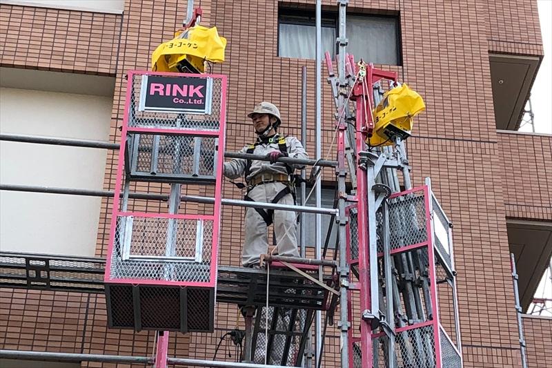 他職の職人さんの安全を守るやり甲斐ある大切な仕事!